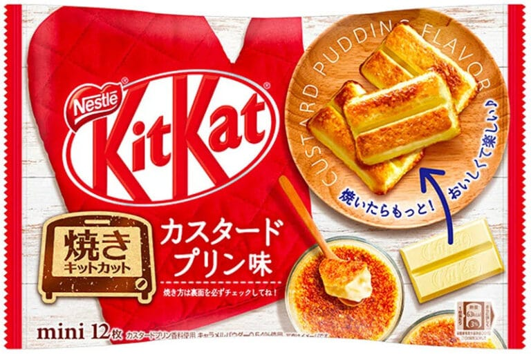 12 Unique Japanese Kit Kat Flavors You Need to Try