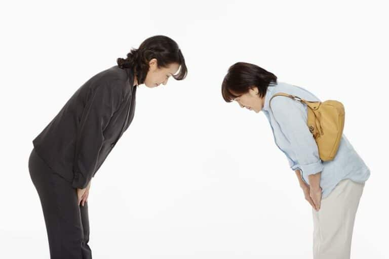 Why Do Japanese People Bow to Each Other?